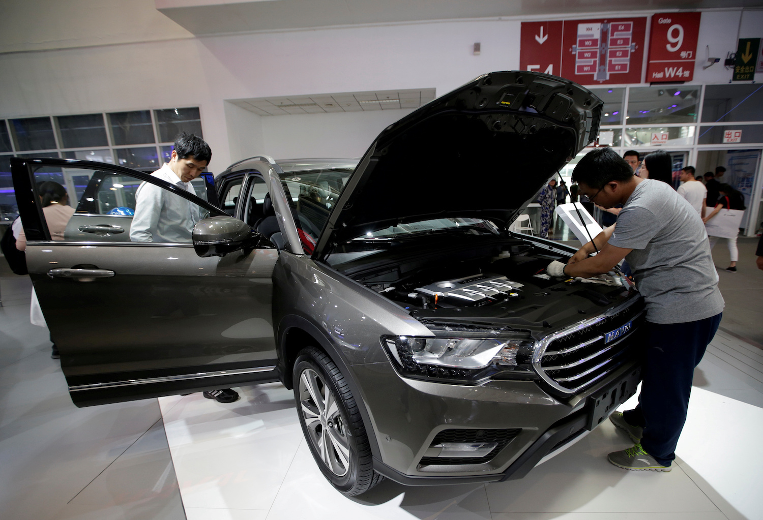China's Great Wall plans to launch electric and smart car brand