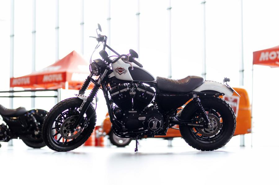 Harley Davidson rides out of India