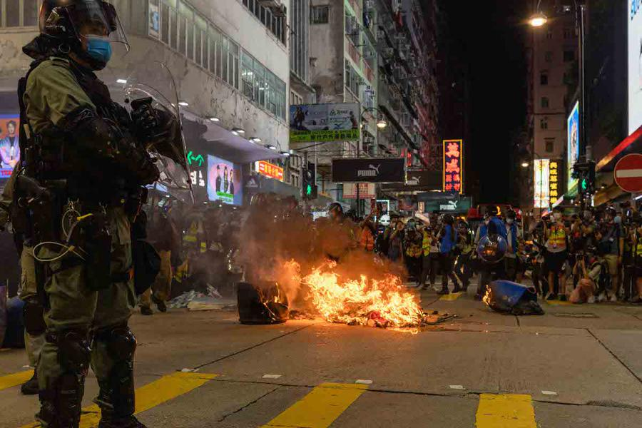 Understanding and navigating Hong Kong's security law