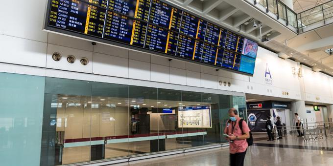 Travel bubble first hoped to ease HK Singapore air industry