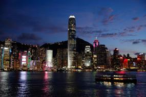 HK bounces back from longest recession