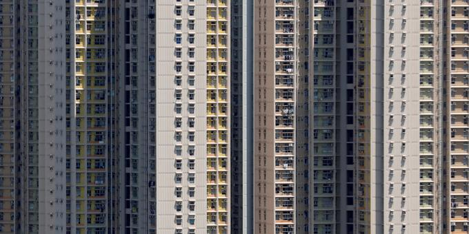 China money floods HK property market