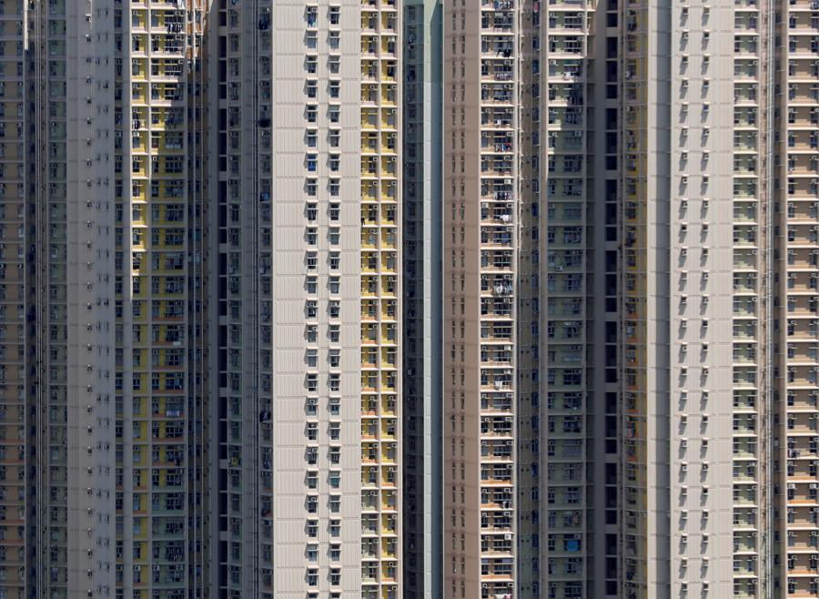 China money floods HK property market