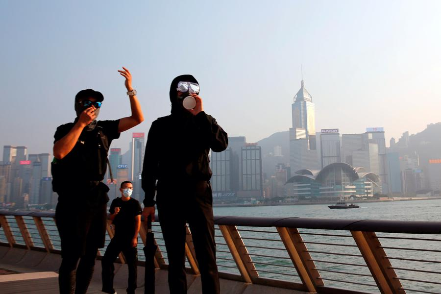 US readying new sanctions on Chinese officials over Hong Kong crackdown