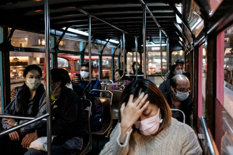 Hong Kong faces 'third wave' of pandemic