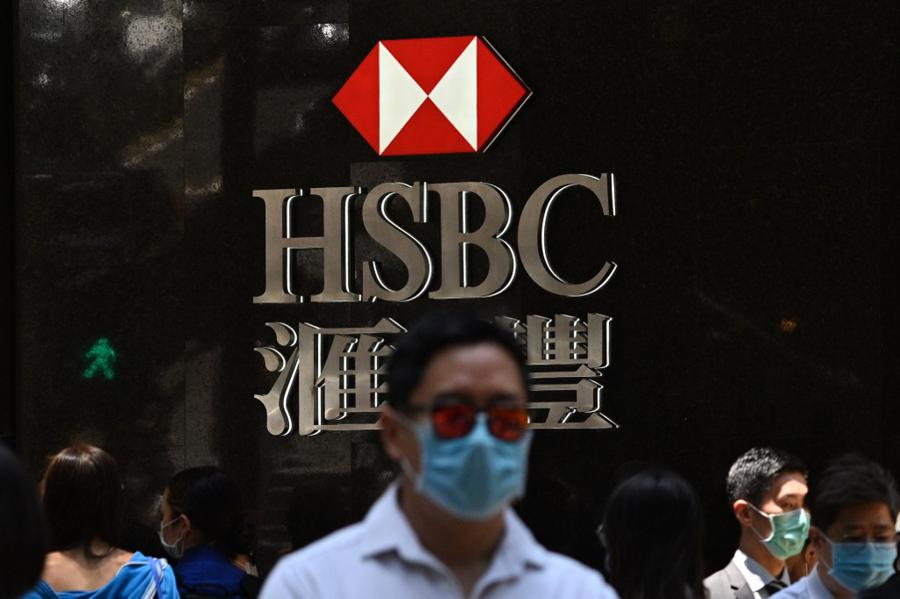 HSBC under fire in UK for backing China's Hong Kong law