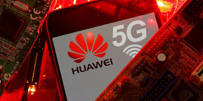 Huawei 'swept up' memory chips before sanctions deadline