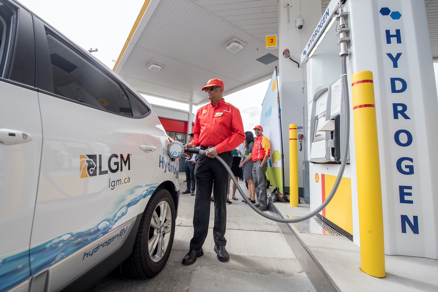 Asia-Pacific still trying to match Europe's hydrogen push