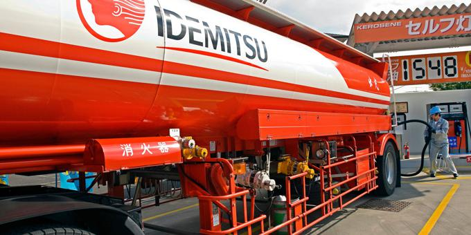 Japanese oil refiner switches on to electric vehicle project