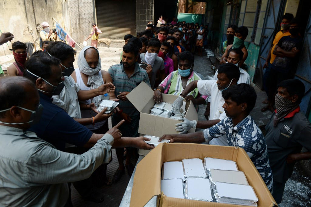 Pandemic 'will hit India's poverty alleviation gains'