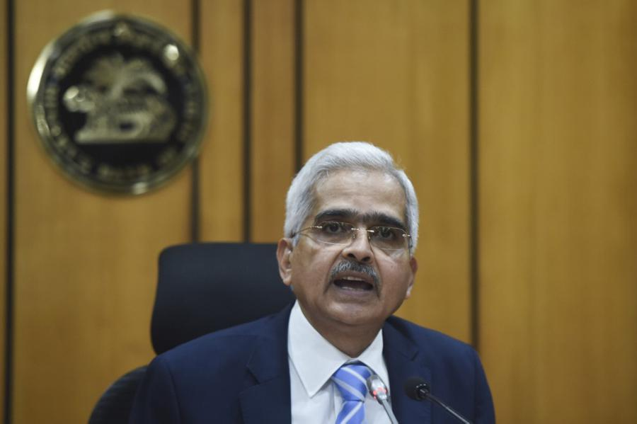 India's central bank cuts rates as economy plunges