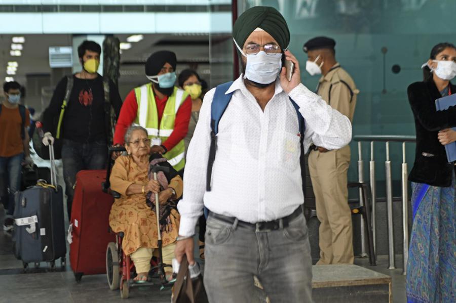 India to halt domestic passenger flights