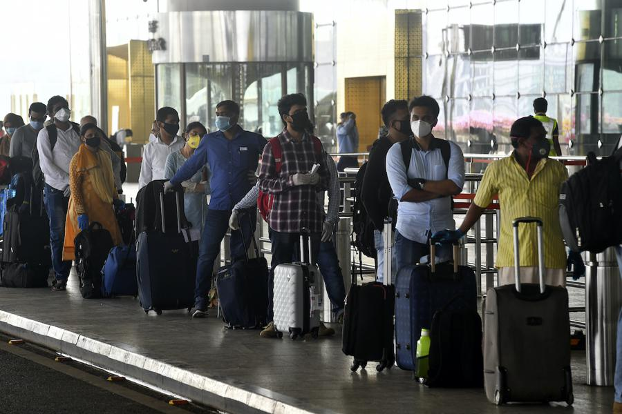 Confusion as Indian domestic flights restart