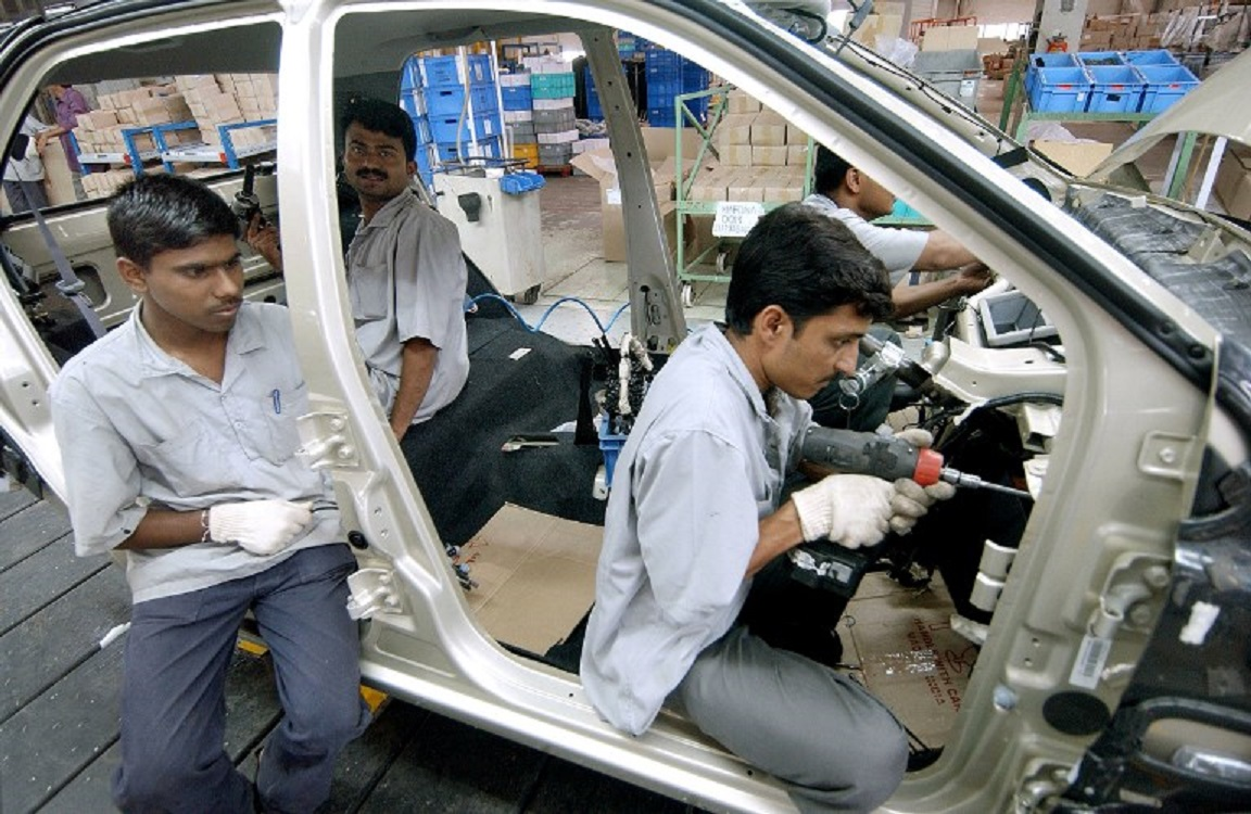 Fitch revises India's outlook to negative