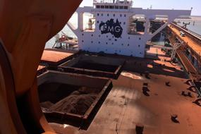 Iron ore prices hit record amid rise in China-Australia tension