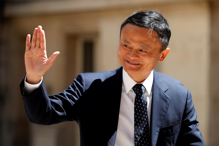 Global financial system must include internet banking: Jack Ma
