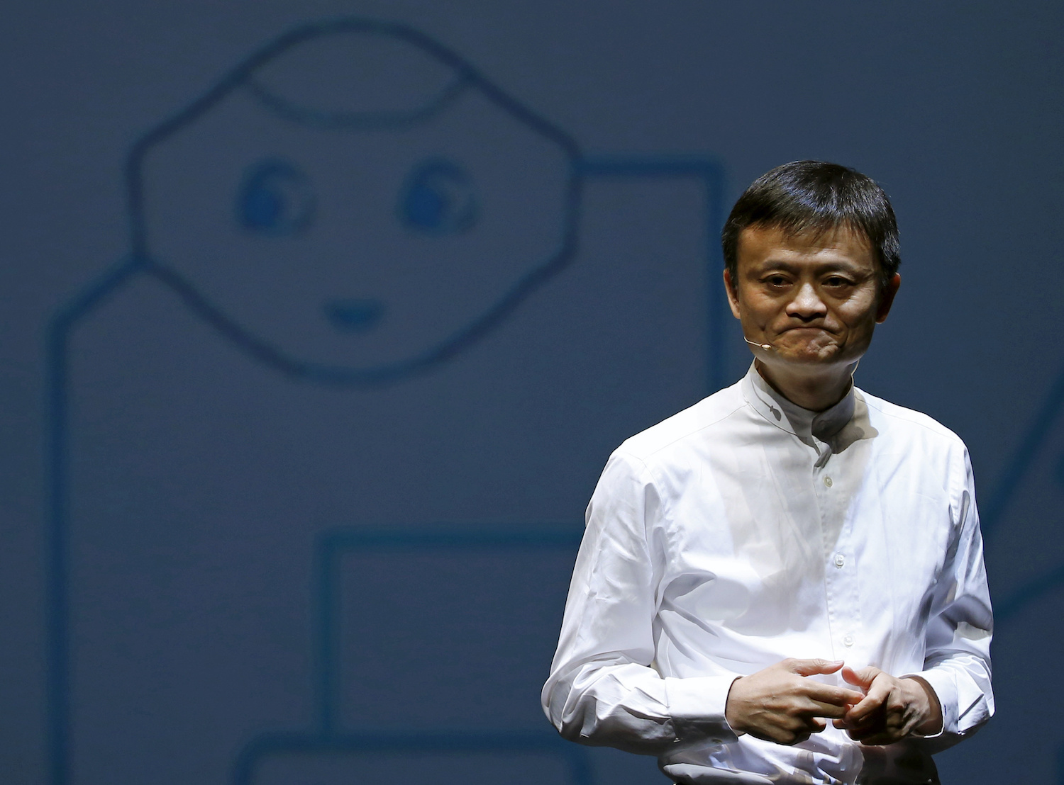 Alibaba shares soar after Jack Ma re-emerges