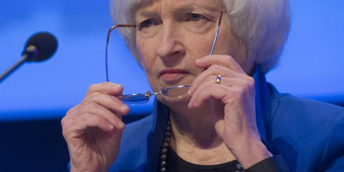Yellen damps bitcoin excitement with abuse warning