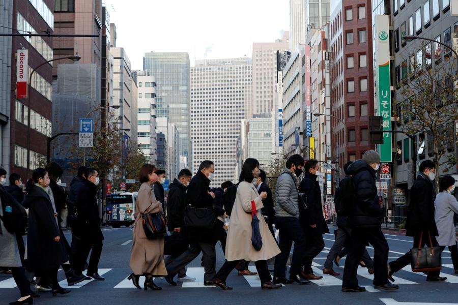 Japan's economy grows 3% inOctober-December quarter