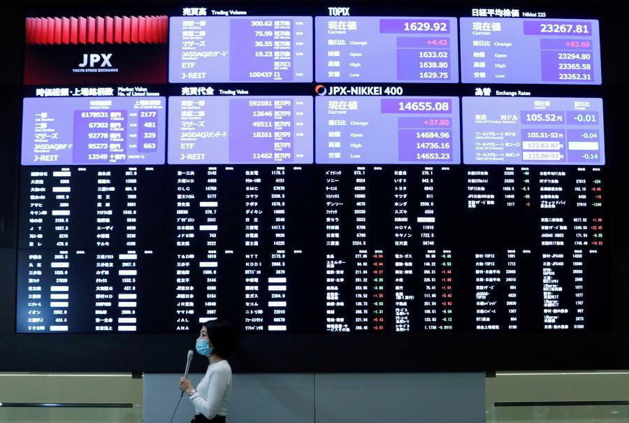 Asian marketsin broad rally ahead of US election