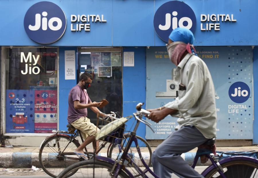 India's Reliance sees Q2 profit jump 31%, beating estimates