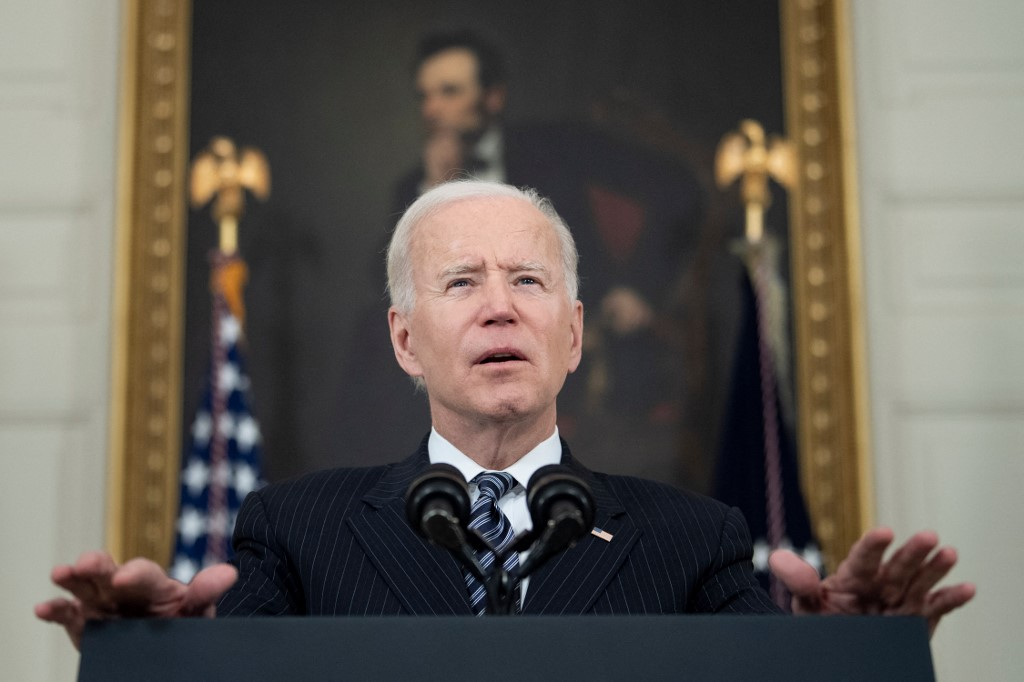 Biden wants 50% cut to US emissions by 2030