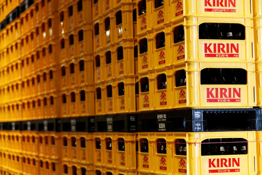 Kirin abandons Myanmar joint venture over military coup