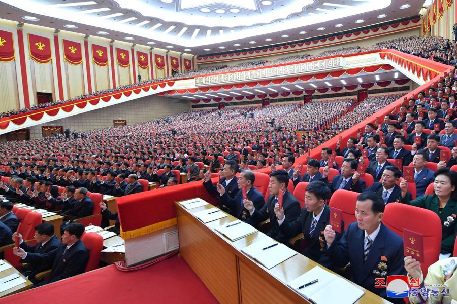 North Korean leaders gather despite coronavirus pandemic risk