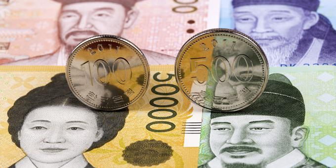 To hedge against US dollar decline, think China and Korea