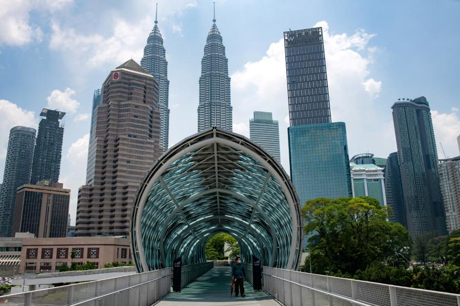 Malaysian economy shrinks most in over 20 years