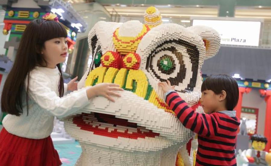 LEGO refuses to bow to the coronavirus