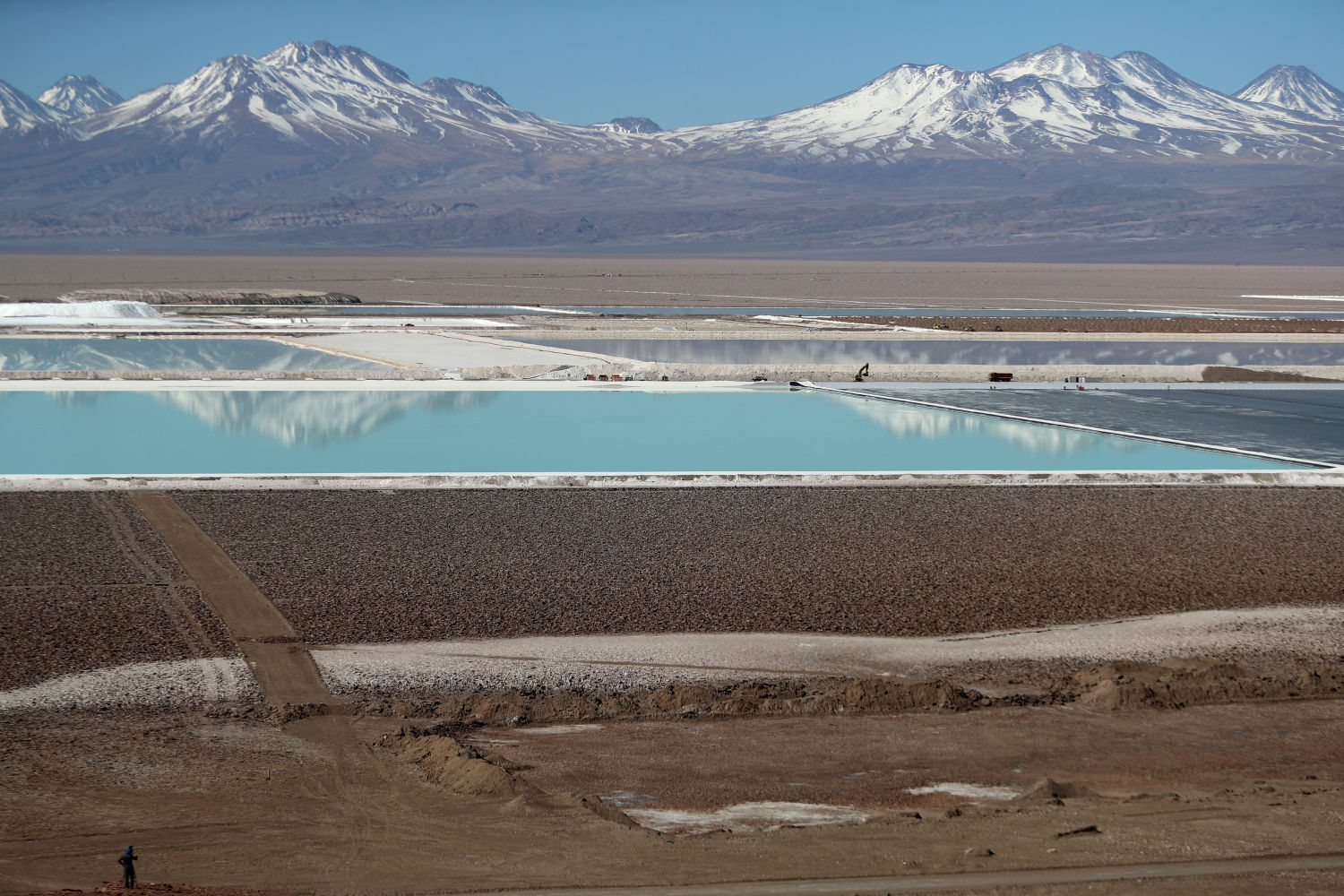 China salt lake project puts lithium production under spotlight