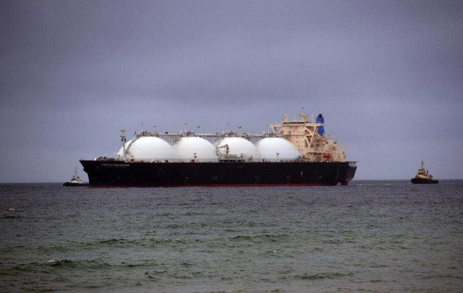 China just added another arrow in its LNG procurement arsenal