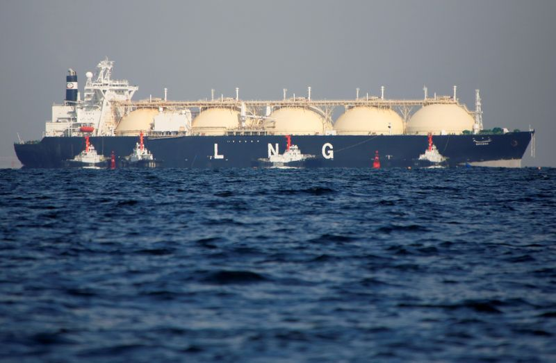 Perfect winter supply storm sends Asian LNG prices to record highs