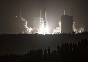 China's space mission a Long March to superpower status