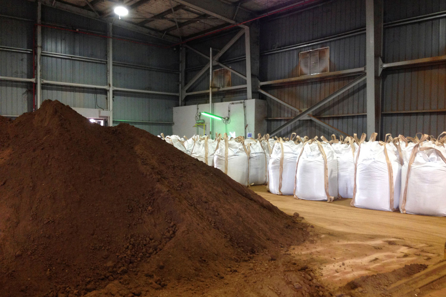 US approves Australian company to operate rare earths facility