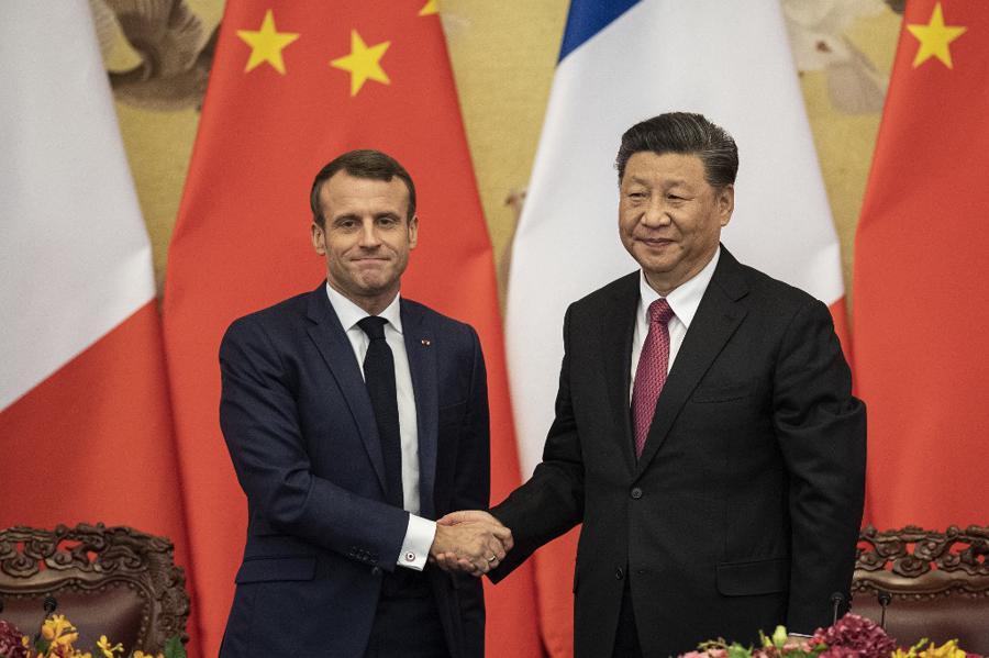 France, China seek emergency G20 talks