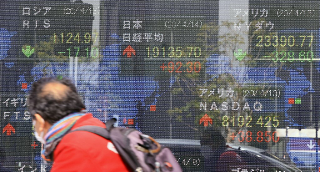 China leads regional markets, Japan lags