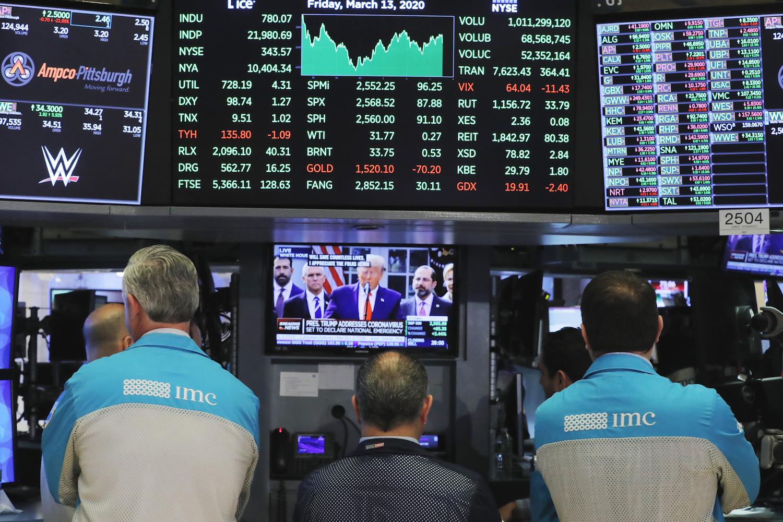 Investors mull central banks' restraint