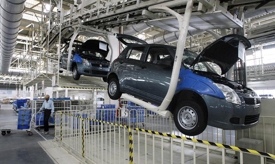 India vehicle sales plunge 51% in June
