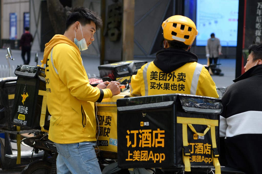 Market shrugs off delivery giant Meituan's anti-monopoly probe
