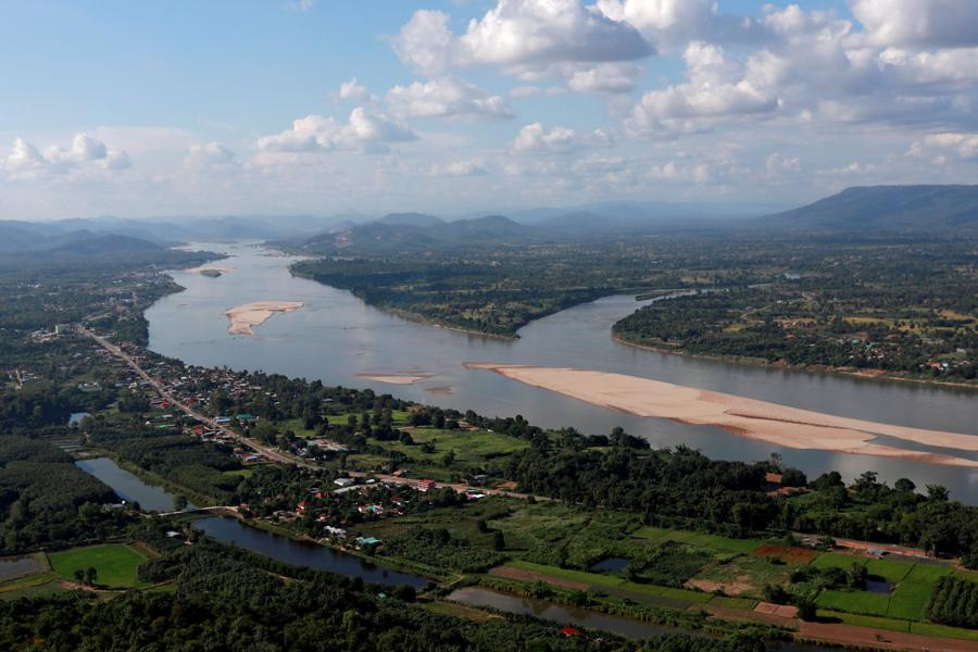 China  hits back against US criticism of its Mekong River policies
