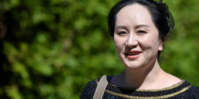 Border official admits 'incomplete' testimony in Huawei CFO case
