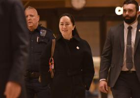 Canadian court rules against Huawei exec fighting extradition