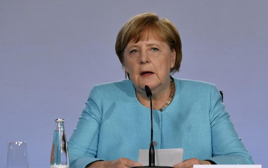 Germany unveils 130-bn-euro stimulus to kickstart economy