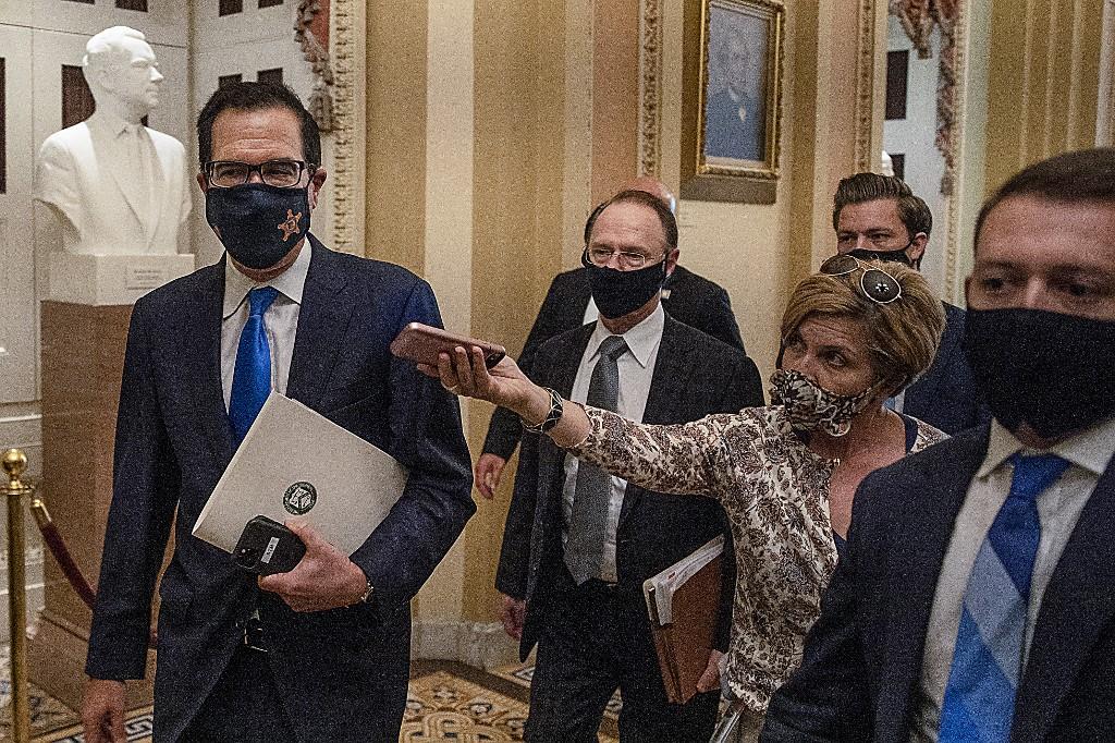 Pelosi, Mnuchin push Covid relief talks as US Senate votes on limited bill