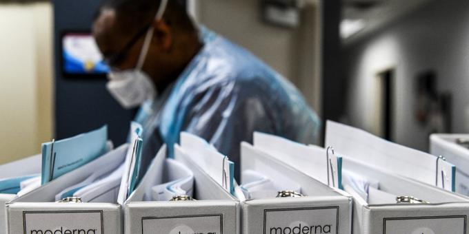 Moderna shares Covid-19 vaccine trial blueprints, Pfizer follows