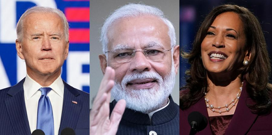 India cheers Biden win, but there may be clouds too