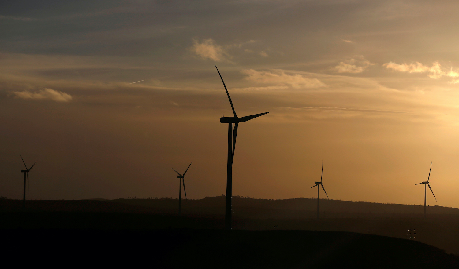 Enel and Iberdrola are Europe's big movers in energy transition