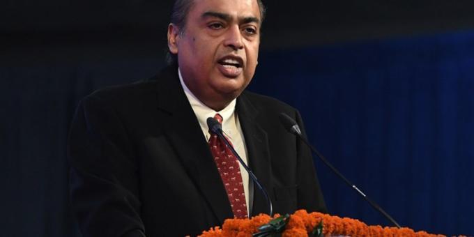 India's Ambani earned $12 million an hour: Hurun list